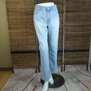 Vintage Levi's 517 jeans high waist mom wedgie 30W